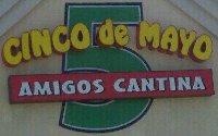 Cinco De Mayo Amigos Cantina